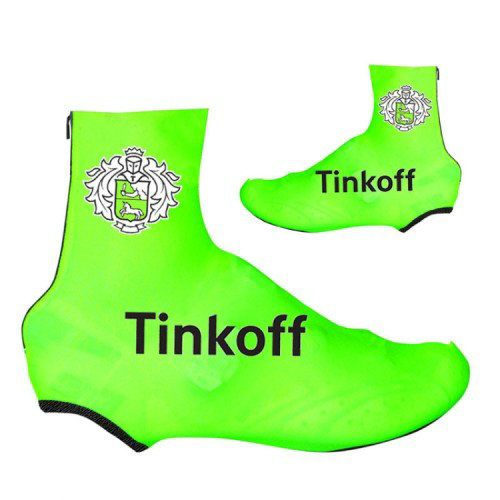 Couvre-Chaussures Tinkoff Vert