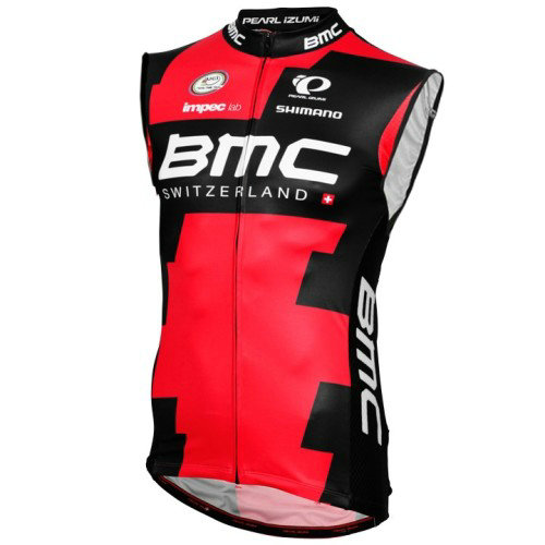 Maillot Sans Manches BMC Racing Equipe Pro LTD 2017