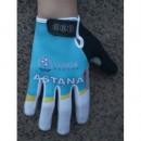 2014 Astana Thermal Gant Cyclisme Pas Cher