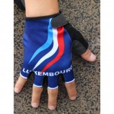 2014 Luxembourg Country Team Bleu Gant Cyclisme Soldes France