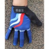 2014 Luxembourg Country Team Bleu Thermal Gant Cyclisme Prix En Gros