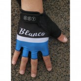 2014 Noir et Bleu Blanco Gant Cyclisme PasCher Fr