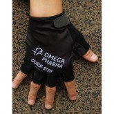 2014 Omega Pharma Quick-Step Noir Edition Gant Cyclisme Remise Lyon