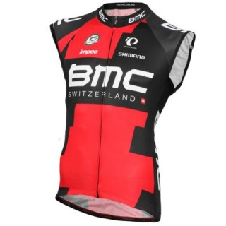2016 BMC Racing Equipe Maillot Sans Manches Site Officiel