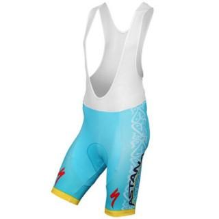 2016 Equipe Astana Cuissard à Bretelles Vente En Ligne