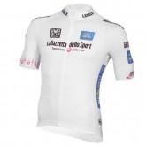 2016 Giro D'Italie Blanc Maillot Cyclisme Manche Courte Vendre Cannes