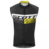 2016 Scott RC Pro Noir-Jaune Maillot Sans Manches Boutique Paris