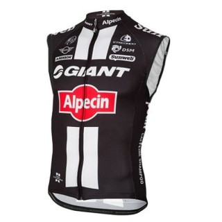 2017 Equipe Giant-Alpecin Maillot Sans Manches Paris