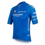 2017 Giro D Italie Maglia Azzurra Bleu Maillot Cyclisme Manche Courte Boutique Paris