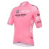 2017 Giro D Italie Maglia Rosa Rose Maillot Cyclisme Manche Courte à Vendre