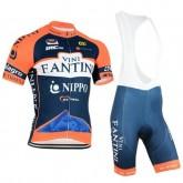 Achat Equipement Tenue Maillot Cyclisme Courte + Cuissard à Bretelles Fantini