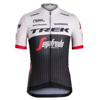 Acheter Maillot Cyclisme Manche Courte Equipe Trek Segafredo RSL TDF Edition 2017