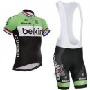 Belkin Equipe Tenue Maillot Cyclisme Courte + Cuissard à Bretelles Achat à Prix Bas