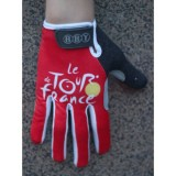 Boutique 2014 Tour De France Rouge Thermal Gant Cyclisme En Ligne