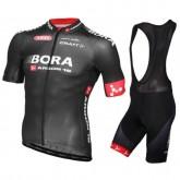 Boutique officielleEquipement 2016 Tenue Maillot Cyclisme Courte + Cuissard à Bretelles Bora Argon 18 Equipe