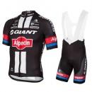 Boutique officielleEquipement 2017 Tenue Maillot Cyclisme Courte + Cuissard à Bretelles Equipe Giant-Alpecin