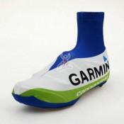Couvre-Chaussures Garmin-Cannondale Blanc Vert Bleu En Ligne