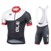 Equipement 2017 Tenue Maillot Cyclisme Courte + Cuissard à Bretelles Ale Graphics Grenada Pas Cher Prix