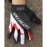 La Boutique Officielle 2016 Team Sped Noir et Blanc Thermal Gant Cyclisme