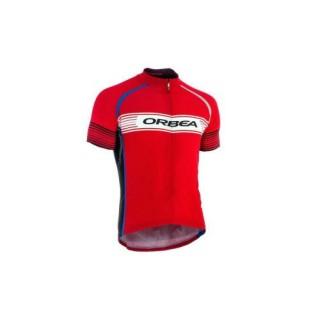 La Boutique Officielle Maillot Cyclisme Manche Courte Orbea Rouge Stripe 2016