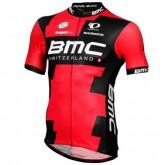 Maillot Cyclisme Manche Courte BMC Racing Equipe Pro LTD 2017 Boutique France