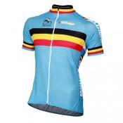 Maillot Cyclisme Manche Courte Belgique Equipe 2016 Pas Cher Paris