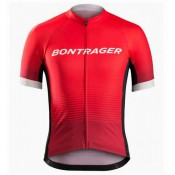 Maillot Cyclisme Manche Courte Bontrager Specter Rouge 2017 Pas Cher Marseille