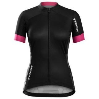 Maillot Cyclisme Manche Courte Bontrager Trek Anara Honeycomb Femme 2017 à Petit Prix