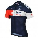 Maillot Cyclisme Manche Courte Equipe IAM 2016 Site Officiel