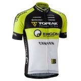 Maillot Cyclisme Manche Courte Equipe Topeka Ergon 2017 En Ligne