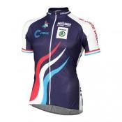 Maillot Cyclisme Manche Courte Luxembourg Equipe 2016 Promo prix