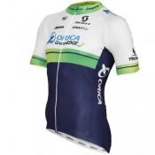 Maillot Cyclisme Manche Courte Orica GreenEdge 2016 Soldes France