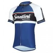 Maillot Cyclisme Manche Courte Santini Exclusive Brescia 2017 Commerce De Gros