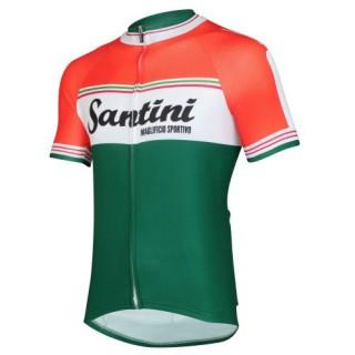 Maillot Cyclisme Manche Courte Santini Exclusive Novi Ligure 2017 Magasin Paris