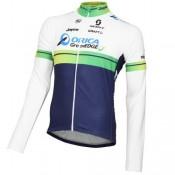 Maillot de Cyclisme Manche Longue Orica GreenEdge 2016 Lyon