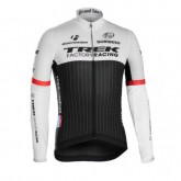 Maillot de Cyclisme Manche Longue Trek Factory Racing 2016 Réduction