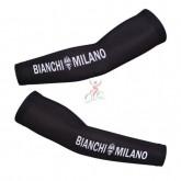 Manchettes Cyclisme Bianchi Noir 2 Soldes France