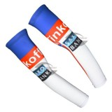 Manchettes Cyclisme Tinkoff Saxo Bank Blanc Bleu Rouge En Ligne