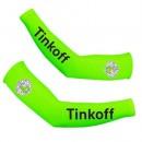 Manchettes Cyclisme Tinkoff Vert Réduction Prix