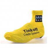 Mode Couvre-Chaussures Saxo Bank Jaune
