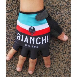 Nouveau 2014 Bianchi France Champion Gant Cyclisme
