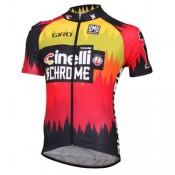 Paris Maillot Cyclisme Manche Courte Cinelli Chrome 2017