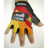 Rabais 2016 Santini Cinelli Chrome Gant Cyclisme