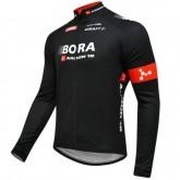 Rabais Maillot de Cyclisme Manche Longue Bora Argon 18 Equipe 2016