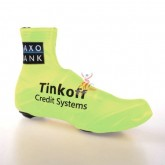 Site Couvre-Chaussures Tinkoff Saxo Bank Vert clair 2