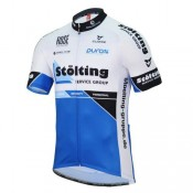 Soldes Maillot Cyclisme Manche Courte Stolting Service Group 2017