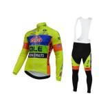 Tenue Maillot Cyclisme Longue + Collant à Bretelles Fantini 2 Remise Lyon
