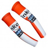Vente Manchettes Cyclisme Tinkoff Saxo Bank Rouge Blanc