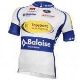 Vente Nouveau Maillot Cyclisme Manche Courte TopSport Vlaanderen-Balois 2017
